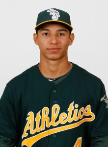 A's Farmhand Of The Day: AZL A's Third Baseman Jean Carlo Rodriguez (4 for 5 / Triple / Double / 4 RBIs)