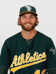 A's Farmhand Of The Day: Midland RockHounds Pitcher Chris Jensen (7 IP / 1 H / 0 ER / 2 BB / 4 K)