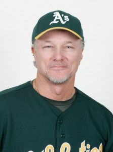 Minor league pitching coordinator Gil Patterson