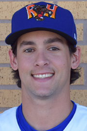 Midland RockHounds Pitcher Joel Seddon (7 IP / 6 H / 1 ER / 2 BB / 4 K / Win)