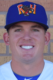 A's Prospect Of The Day: Midland RockHounds First Baseman Ryon Healy (2 for 4 / Home Run / Double / 2 RBIs)