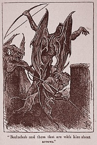 Beelzebub from The Pilgrim's Progress
