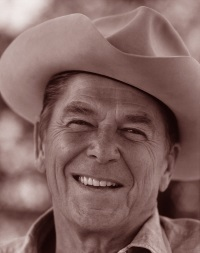 Ronald Reagan letter to his son