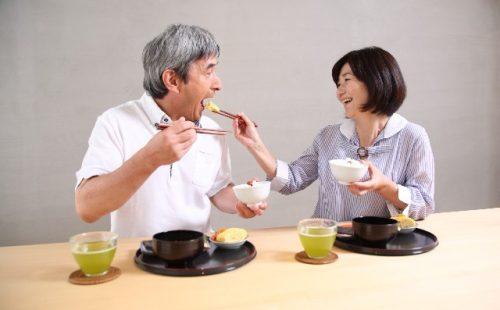 バランスの取れた食事で予防改善
