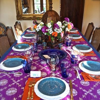 Moroccan Feast: Sit-Down Dinner