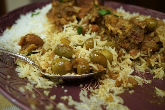 Chicken with Preserved Lemons & Olives (Moroccan Feast)