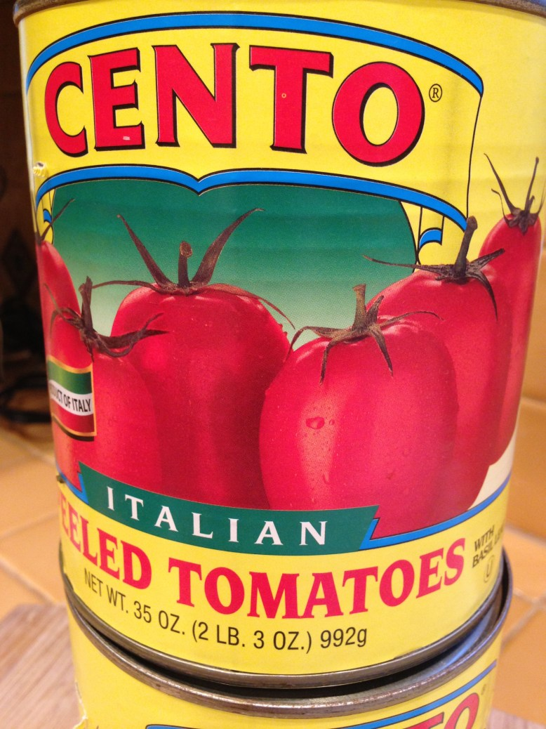 I make my own tomato sauce, then add a splash of heavy cream right before serving.