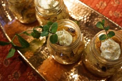 Croissant jars: Bromioli Rocco Quattro Stagioni, 5 oz.