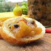 Fresh Fig and Golden Tomato Chutney