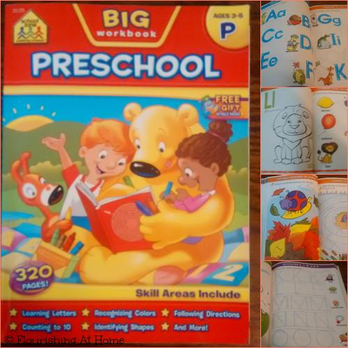 preschool book