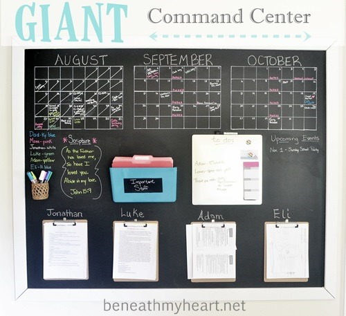 Giant Command Center