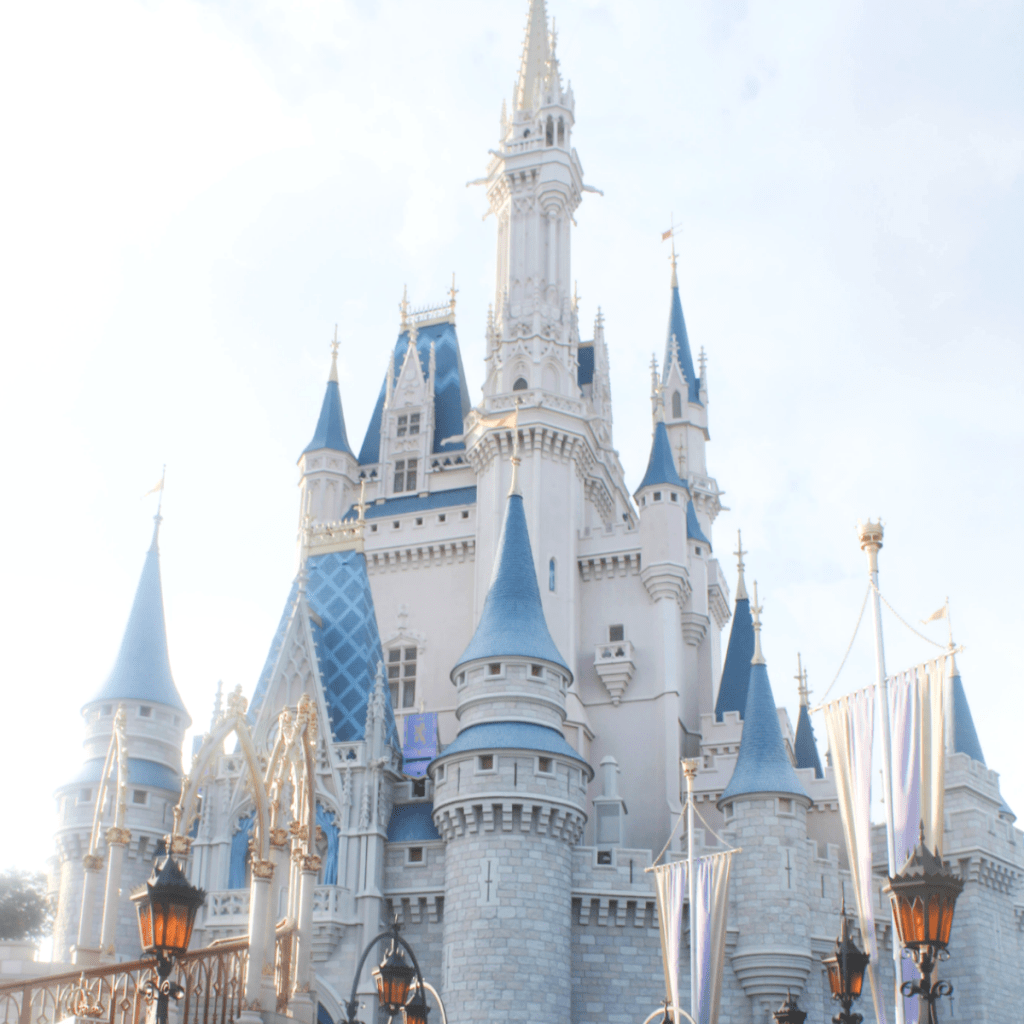 Orlando Vacation Part 2 – Visiting Disney World