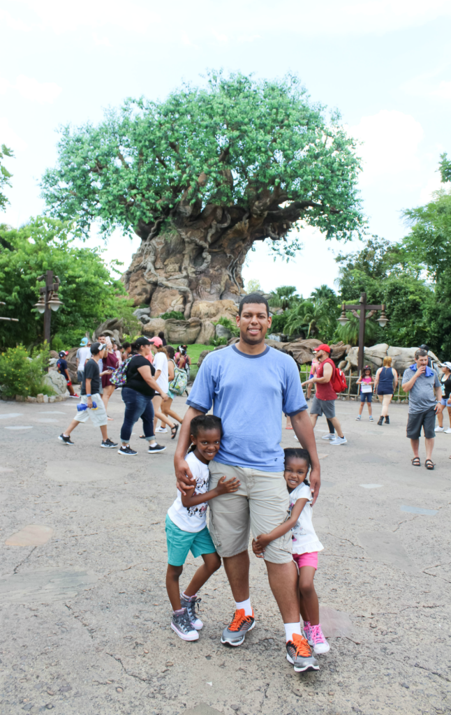 Orlando Vacation - Disney - Animal Kingdom - At Home With Zan
