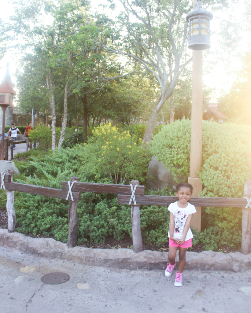 Orlando Vacation - Disney's Magic Kingdom - Lovely View - At Home With Zan-