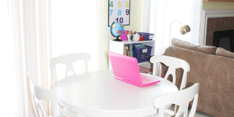 Ways to Prepare for Homeschooling - At Home With Zan