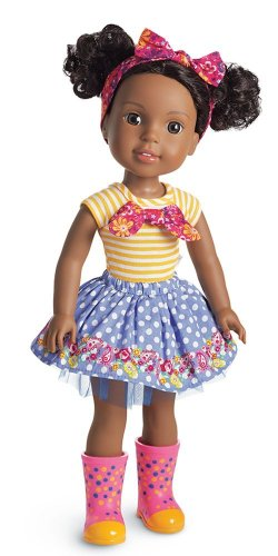 American Girl Doll - Holiday Gift Guide - Holiday Gifts for 3-5 Years Old - At Home With Zan