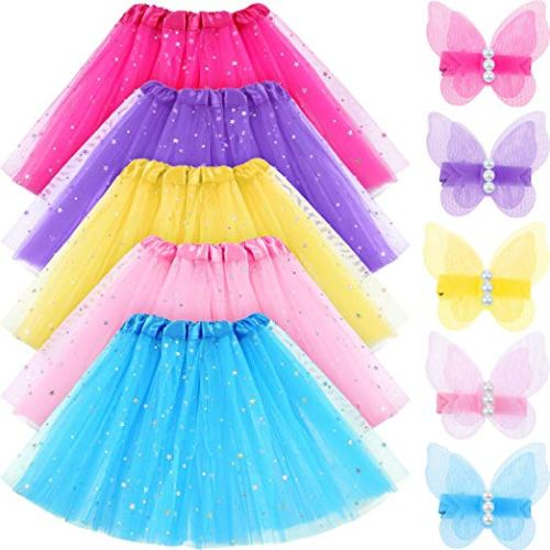 Tutu Set - Holiday Gift Guide - Holiday Gifts for 3-5 Years Old - At Home With Zan