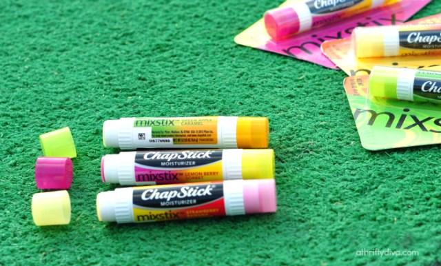 ChapStick MixStix Delectable Flavors
