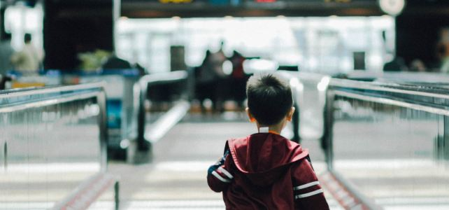 Tips for SUCCESSFUL Air Travel with Little Ones