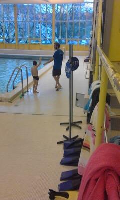 Les cours de natation