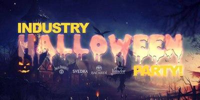 Industry Halloween Atlanta