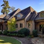 Photo of The Front of 912 Chattooga Trace Brick and Stone Home