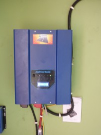 3 kw with Trojan 410 AH batteries