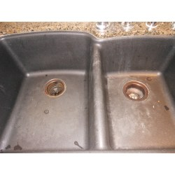 Horrible How To Clean A Granite Composite Sink At Haus Granite Composite Sinks Vs Porcelain Granite Composite Sinks Hard Water houzz-02 Granite Composite Sinks