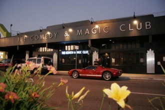 Comedy & Magic Club 1