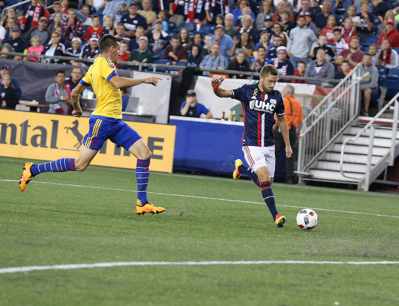 New England Revolution and Colorado Rapids