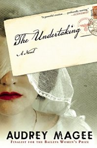 US Cover for The Undertaking