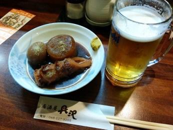 静岡おでんが食べられます。