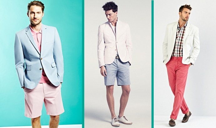 Pastel colors go together well or with more saturated colors.