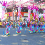 Bata National High School (BNHS) Champion in Masskara Street Dancing Competition 2013 [Video]