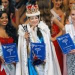 Japanese Beauty Queen Ikumi Yoshimatsu Deprived Her Role as Miss International 2012