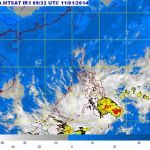 """AGATON"" Low Pressure Area Latest Weather Update at 5:00 P.M Jan. 11 to 5:00 A.M Jan. 12, 2014"