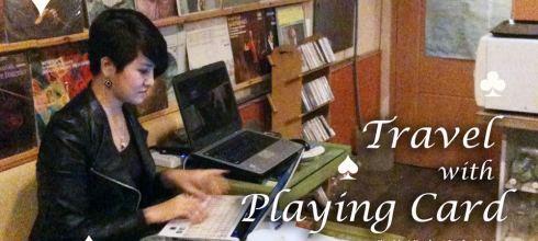 【帶著撲克牌去旅行】vol.07 首爾滿地都是咖啡館:激盪的靈感