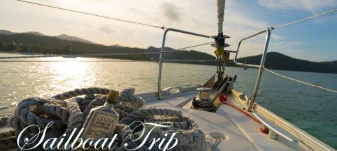 帆船跳島旅行一定要的14件事 行前先準備 讓你不無聊