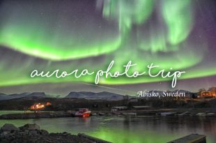 【瑞典Abisko阿比斯庫】極光小鎮-中文極光攝影團-與極光來張美麗合照吧!
