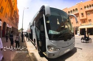 【摩洛哥】搭巴士進撒哈拉沙漠-背包客最經濟玩法-馬拉喀什到梅如卡沙漠