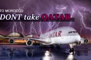 前往摩洛哥搭卡達航空 意外情況處理 卡達航空不給ok to board的處理方式