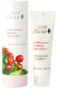 100 Percent Pure - Coffee Bean Caffeine Eye Cream
