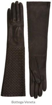 Bottega Veneta - Intrecciato Long Gloves