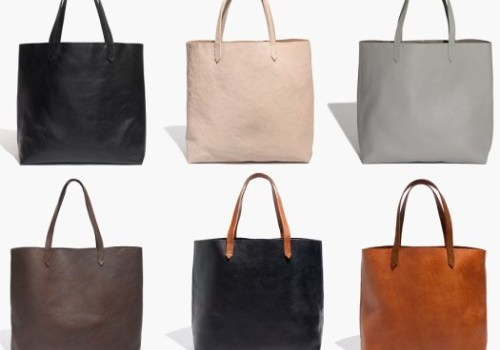 Highly Recommended :: Madewell Transporter Tote