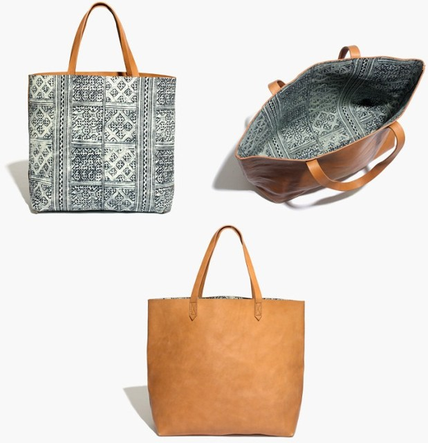 Madewell Reversible Tote
