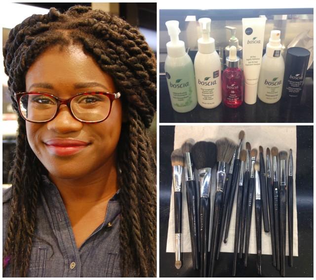 Sephora Custom Makeover Experiience