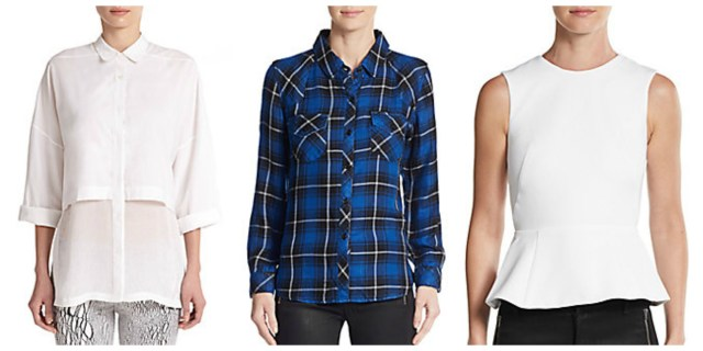 Saks Off Fifth Friends and Family Sale - Tops
