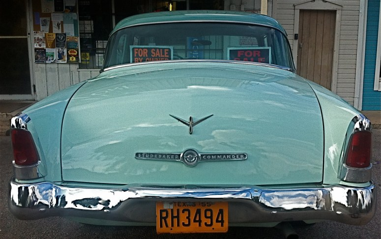 1955 Studebaker for Sale.Austin TX