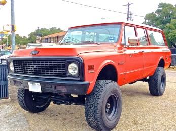 1969 Suburban for Sale, Austin TX