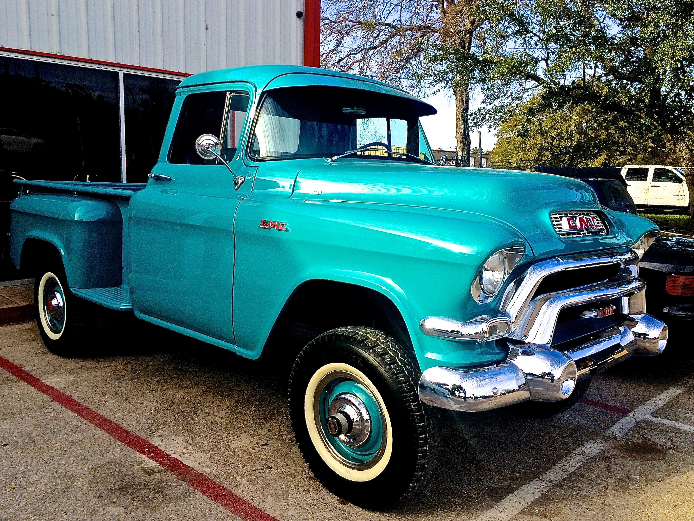 1956 GMC NAPCO 4—4 Truck for Sale at Motoreum